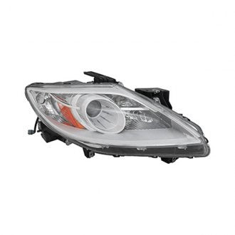 MAZDA CX9 10-12 PASSENGER SIDE HEAD LAMP HALOGEN HQ