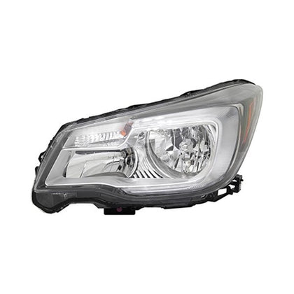 SUBARU FORESTER 17-18 DRIVER SIDE HEAD LAMP HALOGEN HQ
