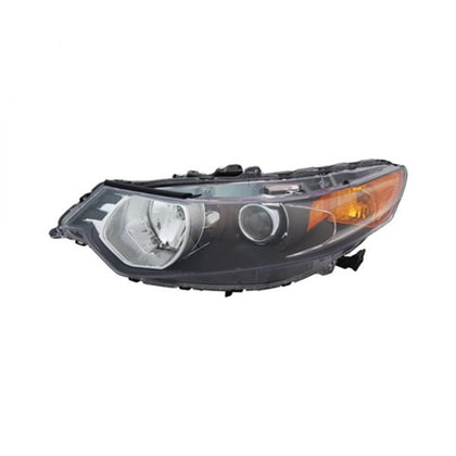 ACURA TSX HEAD LAMP WITH HID HIGH QUALITY 09-14 DRIVER SIDE