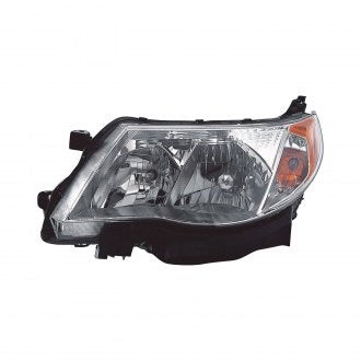 SUBARU FORESTER 09-13 DRIVER SIDE HEAD LAMP HALOGEN HQ