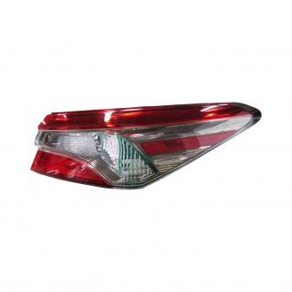 TOYOTA CAMRY 18-19 PASSENGER SIDE TAIL LAMP SE MODEL JAPAN BUILT WITH SMOKED TINT HIGH QUALITY
