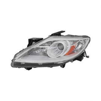 MAZDA CX9 10-12 DRIVER SIDE HEAD LAMP HALOGEN HQ