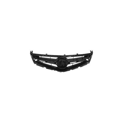 ACURA TSX 06-08 GRILLE W/BLACK