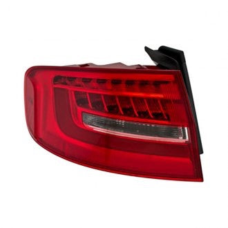 AUDI A4 13-16 // S4 13-16 SEDAN DRIVER SIDE TAIL LAMP LED HQ