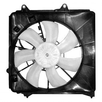 HONDA FIT 09-14 AC FAN ASSEMBLY 1.5L manual