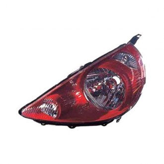 HONDA FIT 07-08 DRIVER SIDE HEAD LAMP RED ( CODE R81) HQ