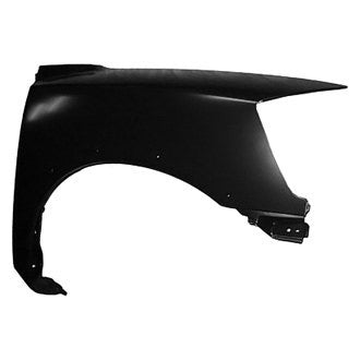 NISSAN ARMADA 08-15 PASSENGER SIDE FENDER WITH WHEEL MOLDING HOLE