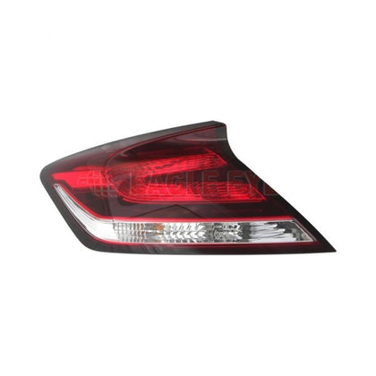 HONDA CIVIC 14-15 CPE DRIVER TAIL LAMP HQ