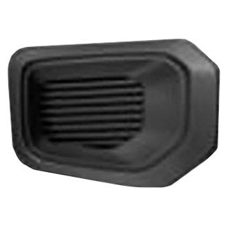TOYOTA TACOMA PICKUP 16-19 AWD/RWD PASSENGER SIDE FOG LAMP COVER MATTE BLACK