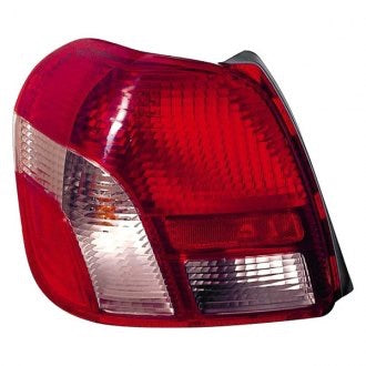 TOYOTA ECHO 00-02 DRIVER SIDE TAIL LAMP
