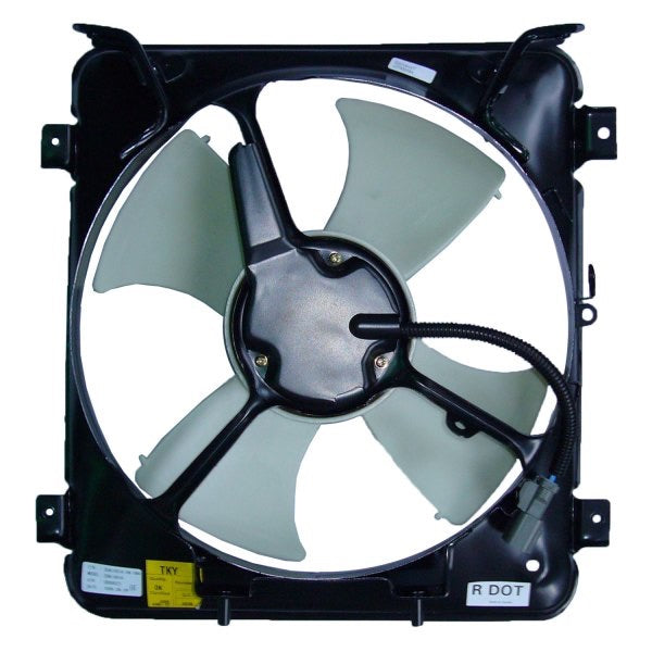 AC FAN ASSY CIVIC 96-98/ EL 97-00