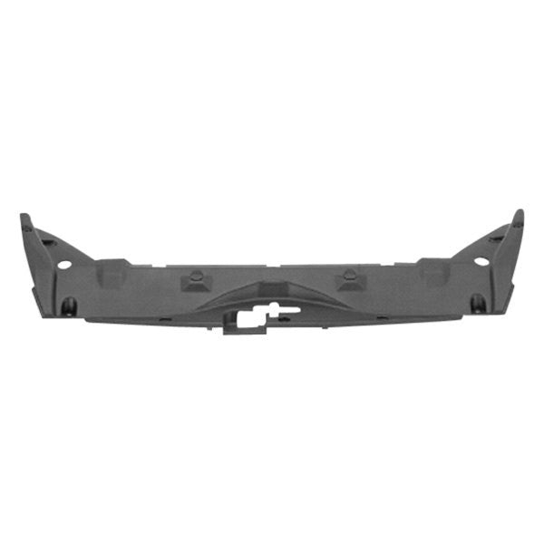 HONDA ACCORD 03-07 GRILLE SUPPORT MATT-BLACK (RAD COVER)