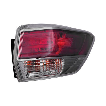 TOYOTA HIGHLANDER 14-16 PASSENGER SIDE TAIL LAMP HQ