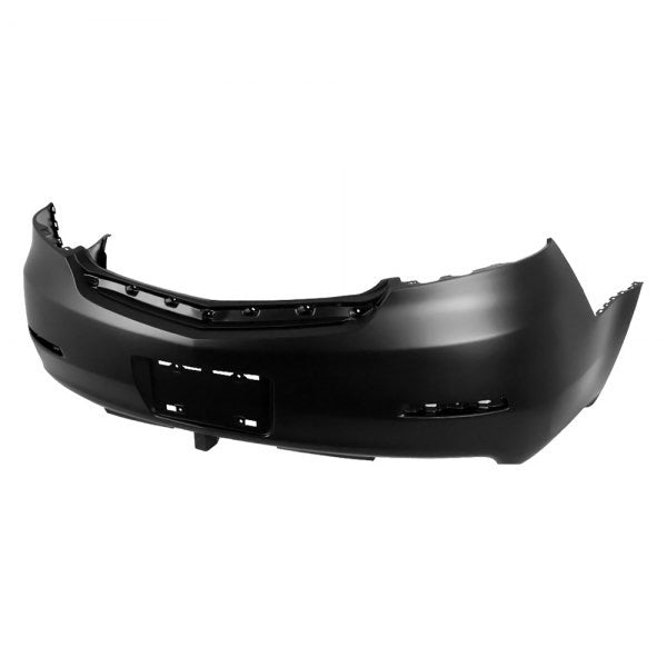 ACURA TL 12-14 REAR BUMPER PRIMED WITH OUT SENSOR HOLE