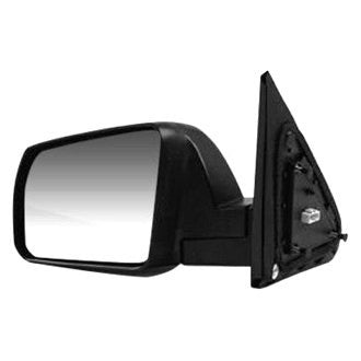 TOYOTA TUNDRA PICKUP 07-13 DRIVER SIDE DOOR MIRROR POWER HTD WITH OUT TOW // WITH COLD CLIMATE SPEC TEXTURED HTD BASE,SR5 MODELS