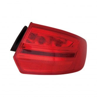 AUDI A3 08-13 PASSENGER SIDE TAILLIGHT HQ FROM 2008 VIN A112779
