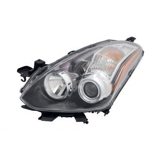 NISSAN ALTIMA COUPE 10-13 DRIVER SIDE HEAD LAMP HALOGEN HQ