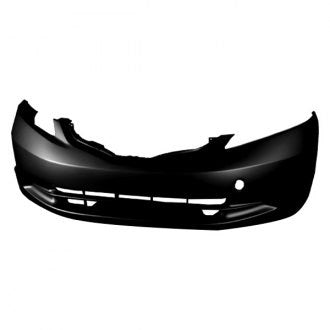 HONDA FIT 09-14 FRONT BUMPER PRIMED BASE MODEL CAPA