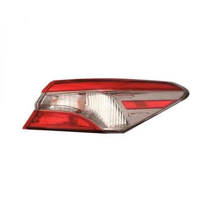 TOYOTA CAMRY 18-19 PASSENGER SIDE TAIL LAMP SE MODEL US BUILT SMOKED TINT HQ