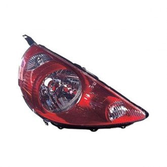HONDA FIT 07-08 PASSENGER SIDE HEAD LAMP RED ( CODE R81) HQ