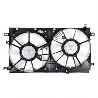 TOYOTA PRIUS 16-18 COOLING FAN ASSEMBLY 1.8L