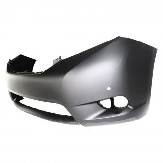 TOYOTA SIENNA 11-17 FRONT BUMPER COVER PRIMED WITH SENSOR HOLE WITH FOG LAMP HOLE LTD MODEL