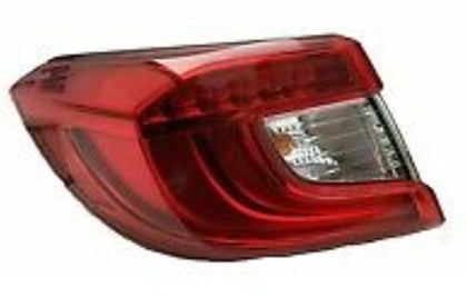 HONDA ACCORD 18-19 SEDAN DRIVER SIDE TAIL LAMP HQ