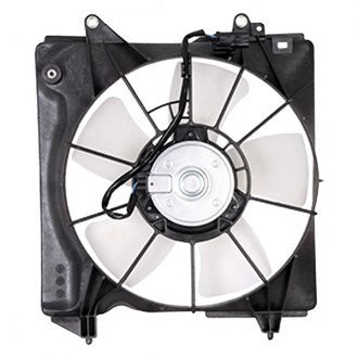 HONDA HRV 16-18 RADIATOR FAN ASSEMBLY DRIVER SIDE