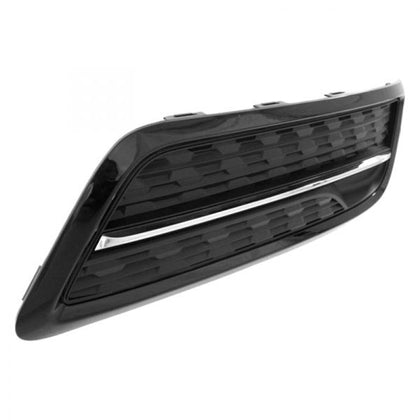 ACURA MDX 14-16 FOG LIGHT COVER RIGHT SIDE BLACK/CHROME