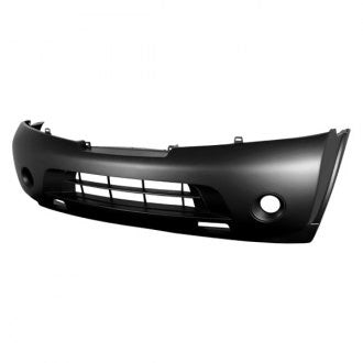 NISSAN ARMADA 08-15 FRONT BUMPER PRIMED WITHOUT SENSOR HOLE CAPA