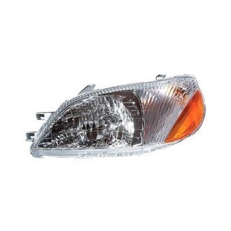 TOYOTA ECHO 00-02 DRIVER SIDE HEADLIGHT HQ