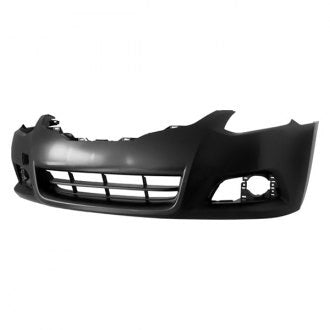 NISSAN ALTIMA COUPE 10-13 FRONT BUMPER COVER PRIMED BLACK