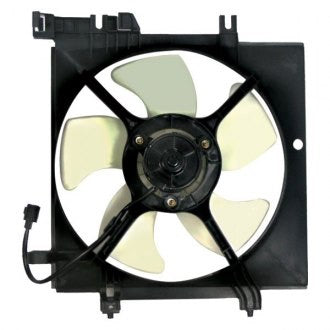 SUBARU FORESTER 09-13 /SUBARU IMPREZA 08-11 RADIATOR FAN ASSEMBLY 2.5L NON TURBO