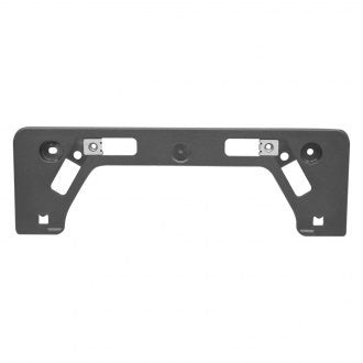 TOYOTA PRIUS 16-18 FRONT LICENSE PLATE BRACKET TEXTURED BLACK