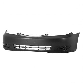TOYOTA CAMRY 02-04 FRONT BUMPER PRIMED LE,XLE MODEL USA BUILT CAPA CERTIFIED