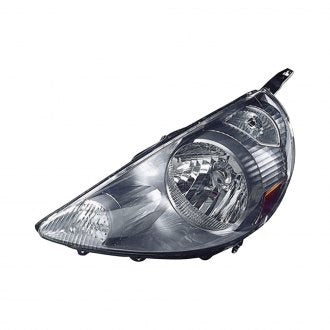 HONDA FIT 07-08 DRIVER SIDE HEAD LAMP SILVER (CODENH642M) HQ