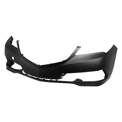 ACURA TLX FRONT BUMPER PRIMED W/O WASHER OR SENSOR HOLE