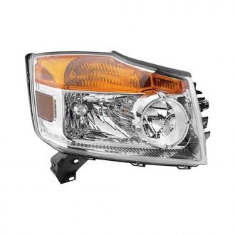 NISSAN ARMADA 08-15 PASSENGER SIDE HEAD LAMP HQ