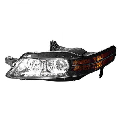 ACURA TL 07-08 HEAD LAMP DRIVER SIDE BASE-NAVI MODEL HIGH QUALITY