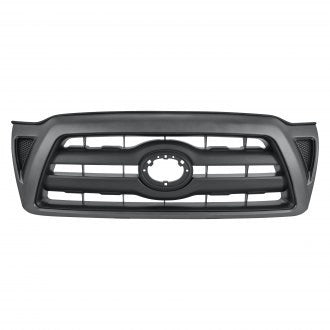 TOYOTA TACOMA AWD RWD 05-11 FRONT GRILLE BLACK WITH GRAY FRAME