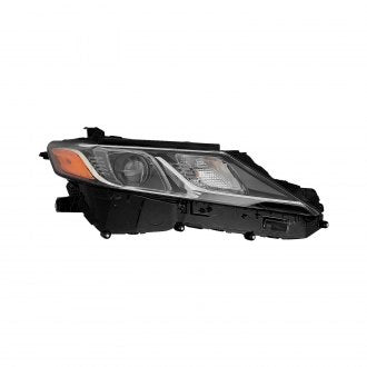 TOYOTA CAMRY 18-19 HEAD LAMP PASSENGER SIDE HALOGEN L,LE,SE NORTH AMERICA BUILT LED H/L BEAM