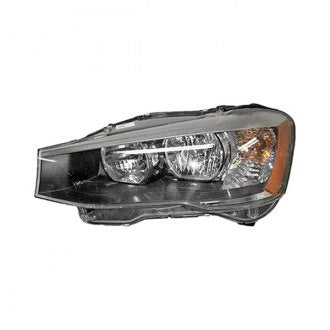 BMW X4 15-18 // X3 15-18 DRIVER SIDE HEADLIGHT HALOGEN HQ