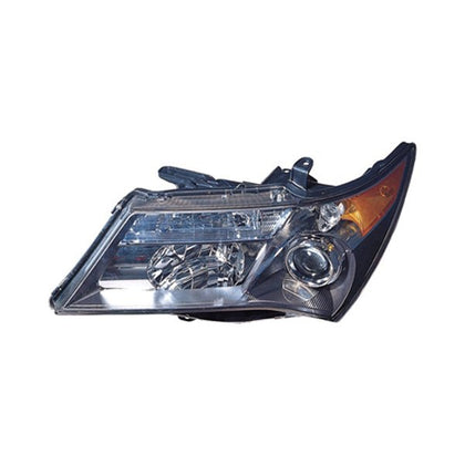 HEADLIGHT LEFT SIDE HID FOR BASE TECHNOLOGY MODEL 07-09 HIGH QUALITY