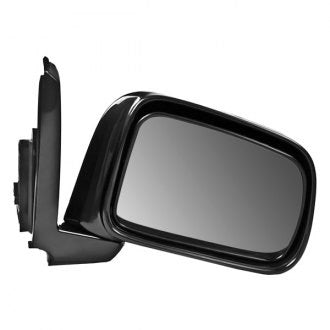 HONDA CRV 97-01 DOOR MIRROR POWER CHROME PASSENGER SIDE