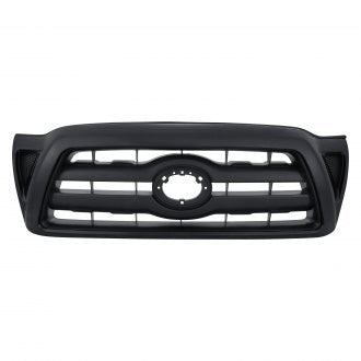 TOYOTA TACOMA AWD RWD 05-10 FRONT GRILLE BLACK WITH PAINTABLE FRAME SR5
