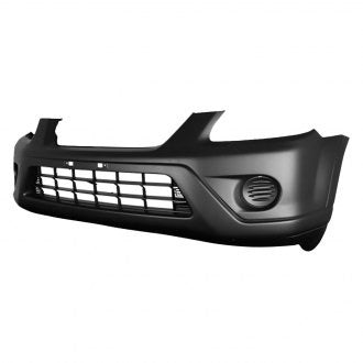 HONDA CRV 05-06 FRONT BUMPER PARTIAL - PRIMED SE JAPAN BUILT CAPA