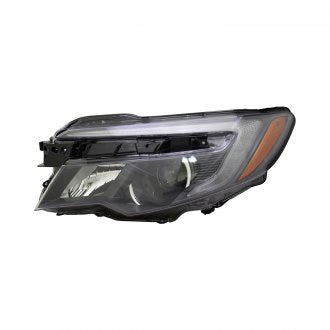 HONDA PILOT 16-18 // HONDA RIDGELINE 17-19 DRIVER SIDE HEADLIGHT HALOGEN W/AUTO DIMMING