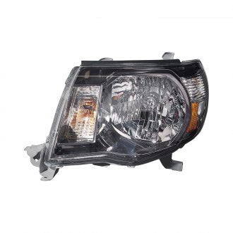 TOYOTA TACOMA AWD RWD 05-11 DRIVER SIDE HEAD LAMP WITH SPORT MODEL HQ
