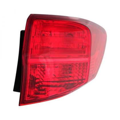 ACURA RDX 13-15 TAILLIGHT PASSENGER SIDE HIGH QUALITY