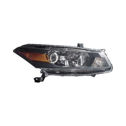 HONDA ACCORD 08-10 CPE PASSENGER SIDE HEAD LAMP HQ